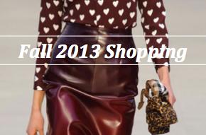 Fashion :: FallShopping