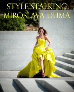 Style Stalking Mira 1