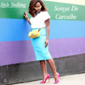 Fashion :: Style Stalking Soraya DeCarvalho