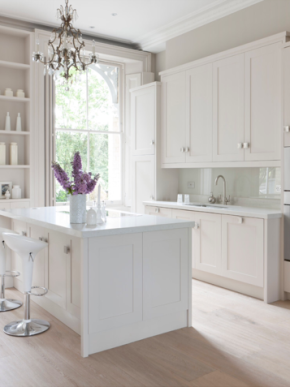 Interiors :: Dreaming of a White Kitchen