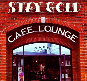 Good Eats :: Stay Gold Cafe & Lounge