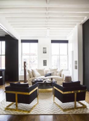 """Interiors :: Nate Berkus """"True Colors""""Design"""