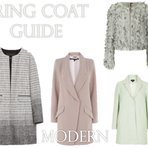 Fashion :: Spring Coat Guide