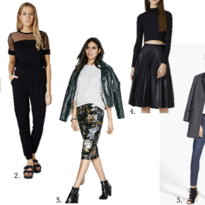 Fashion :: Fall Shopping 2014