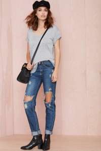 NastyGal - Boyfriends Jeans
