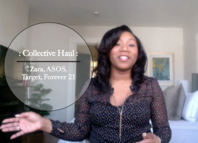 Fashion :: 2015 Shopping Haul Video