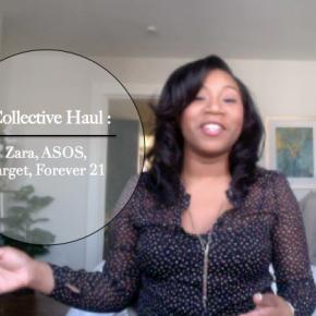Fashion :: 2015 Shopping HaulVideo