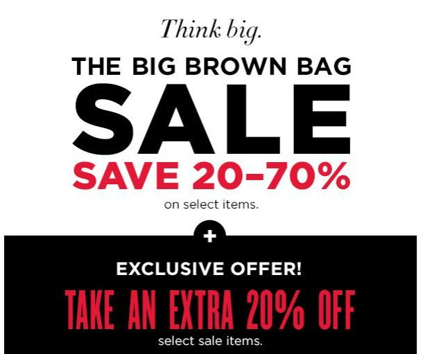 Bloomingdales Sales