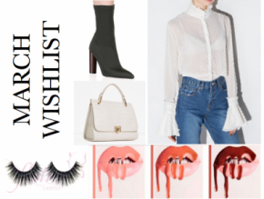 March Wish-List