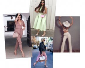 Try The Pastel Trend With Dresses at Every Price Point