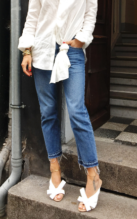 The Jeans You'll Wear all SummerLong