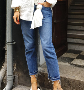 The Jeans You'll Wear all Summer Long