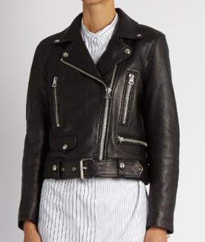 The Leather Jacket We all Need