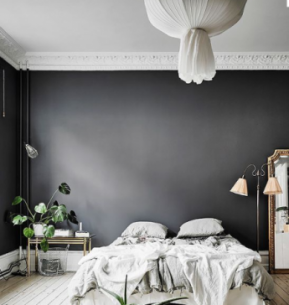 Why You Should Paint Your Walls Black