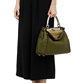 Green With Envy for the FendiPeekaboo